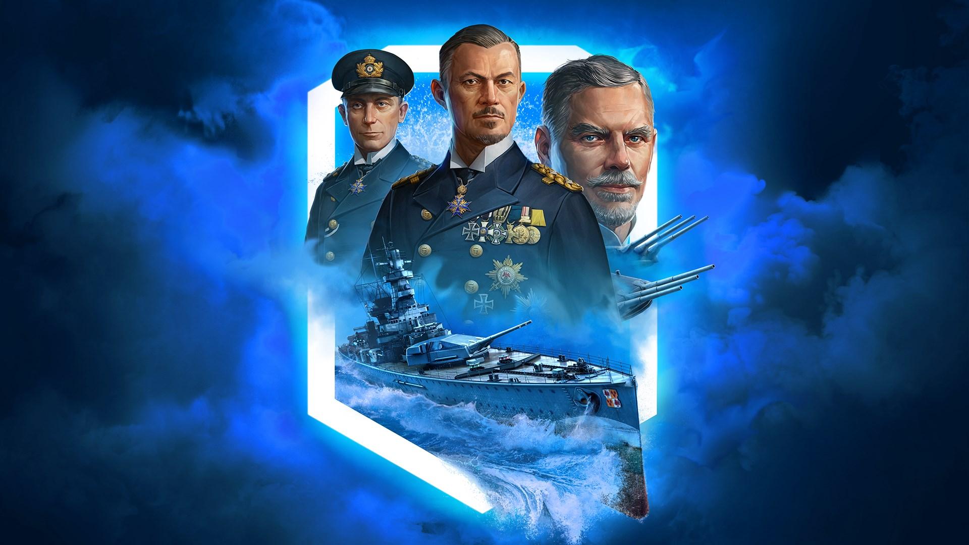 《戰艦世界:傳奇》- 袖珍戰艦