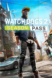 Carátula del juego Watch_Dogs2 - Season Pass