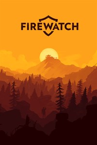 Carátula para el juego Firewatch de Xbox 360