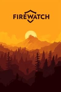 Carátula del juego Firewatch