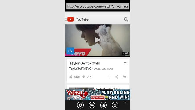 cara download film youtube android