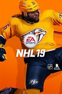 Carátula del juego EA SPORTS NHL 19