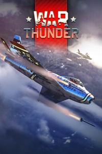 Carátula del juego War Thunder - Sabre Skyblazers Pack