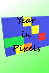 Year In Pixels