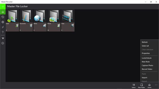 Get Master File Locker - Microsoft Store