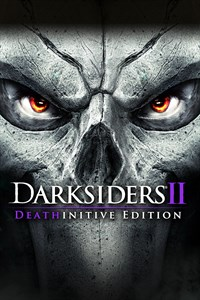 Carátula del juego Darksiders II Deathinitive Edition
