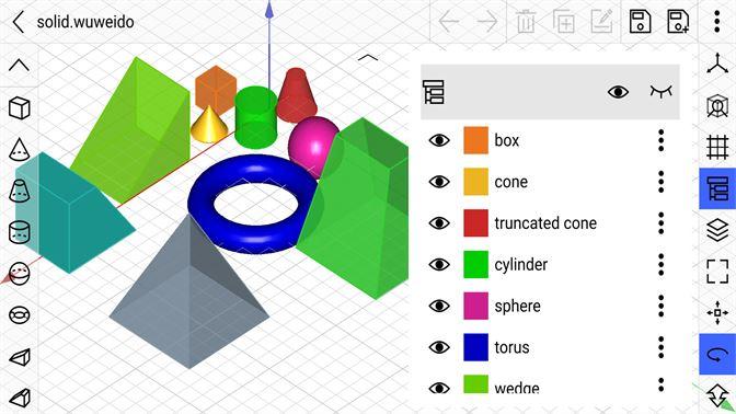 Comprar Free CAD 3D Modeling - Wuweido - Microsoft Store es-ES