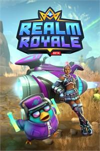 Carátula para el juego Realm Royale Bass Drop Bundle de Xbox 360