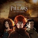 Ken Follett's The Pillars of the Earth Logo