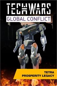 Techwars Global Conflict - Tetra Prosperity Legacy