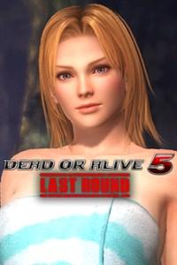 Carátula del juego DEAD OR ALIVE 5 Last Round Tina Bathtime Costume