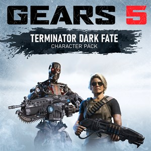 Terminator Dark Fate Pack – Sarah Connor and T-800 Xbox One