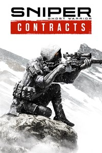 Carátula del juego Sniper Ghost Warrior Contracts