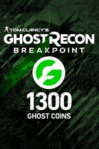 Carátula del juego Ghost Recon Breakpoint: 1200 (+100) Ghost Coins