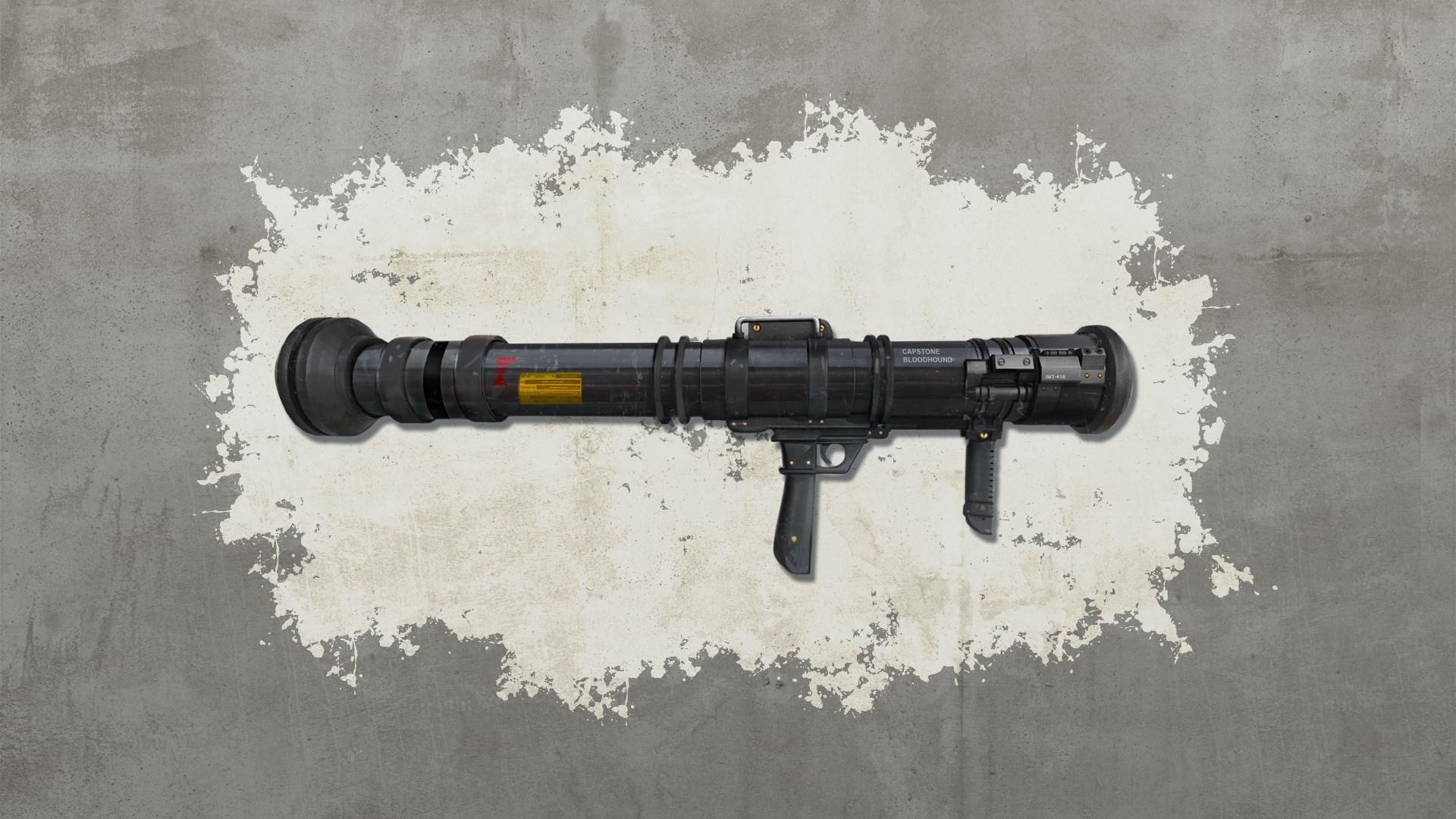 Lance-roquettes Capstone Bloodhound