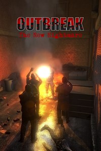Carátula del juego Outbreak: The New Nightmare