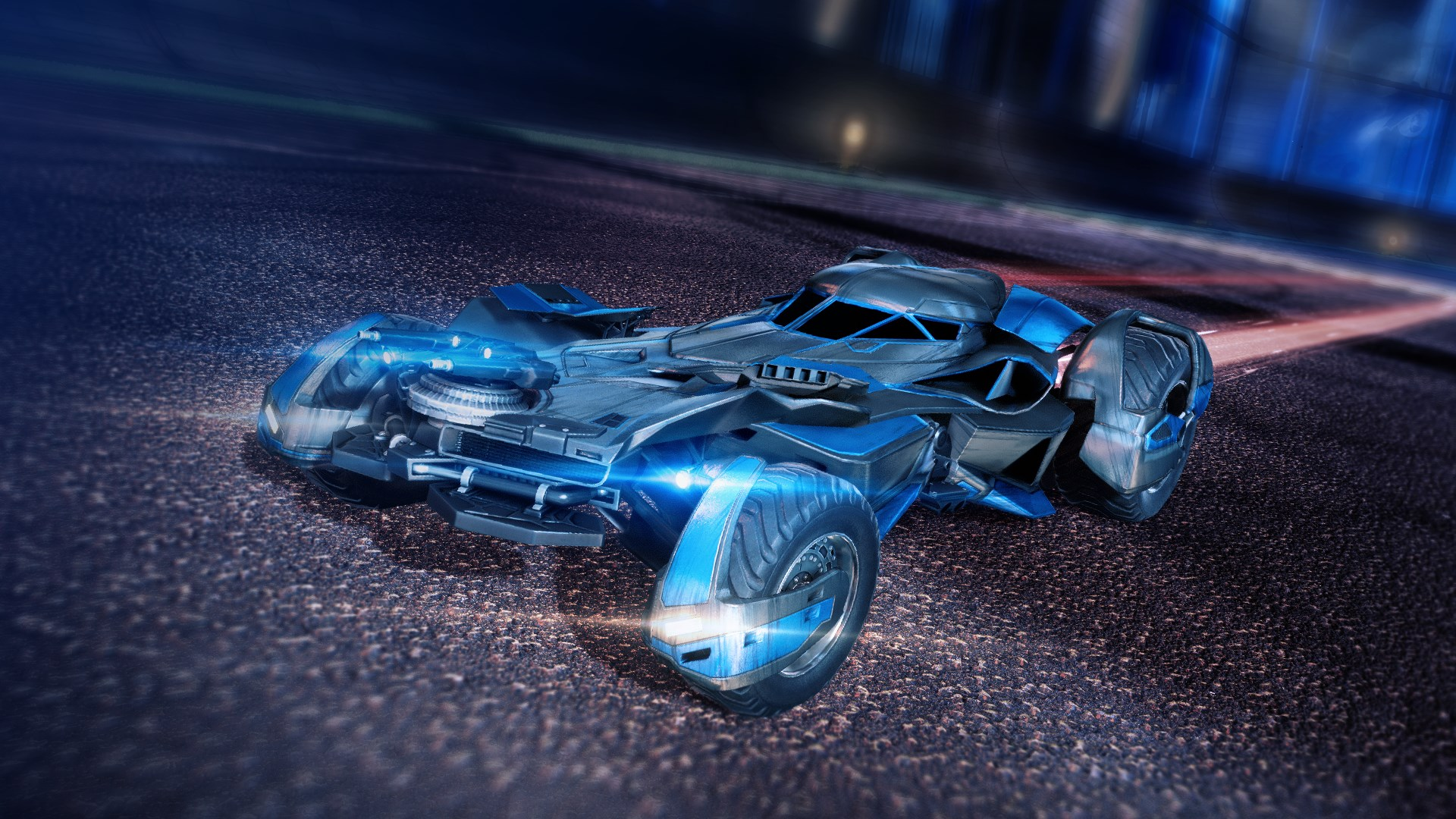 Rocket League Top 5 Cars