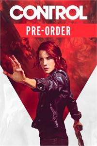 Carátula para el juego Control Pre-Order Edition de Xbox 360