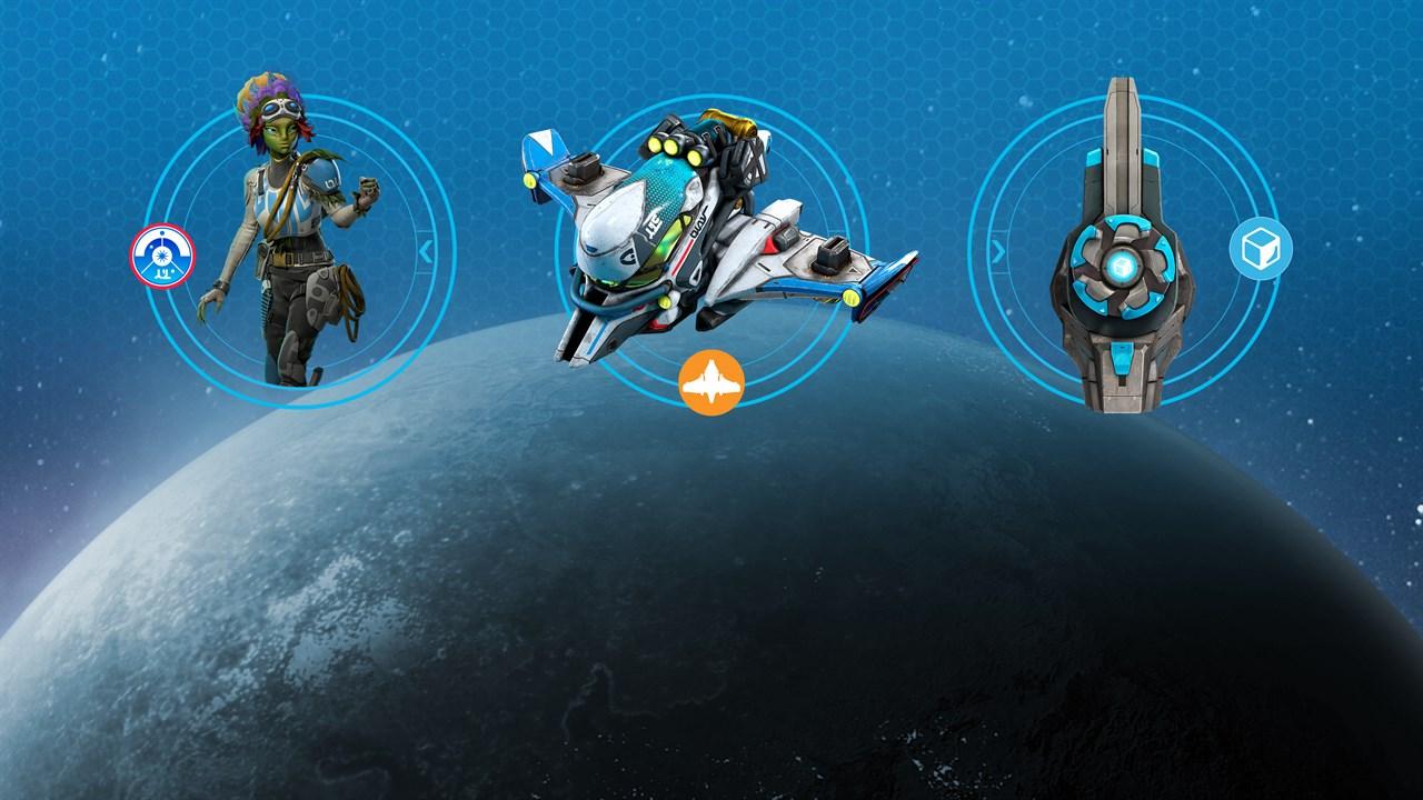 Buy Starlink: Battle for Atlas Digital Vantage Starship Pack