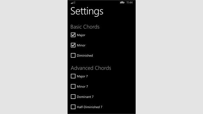 Get Chord Training - Microsoft Store