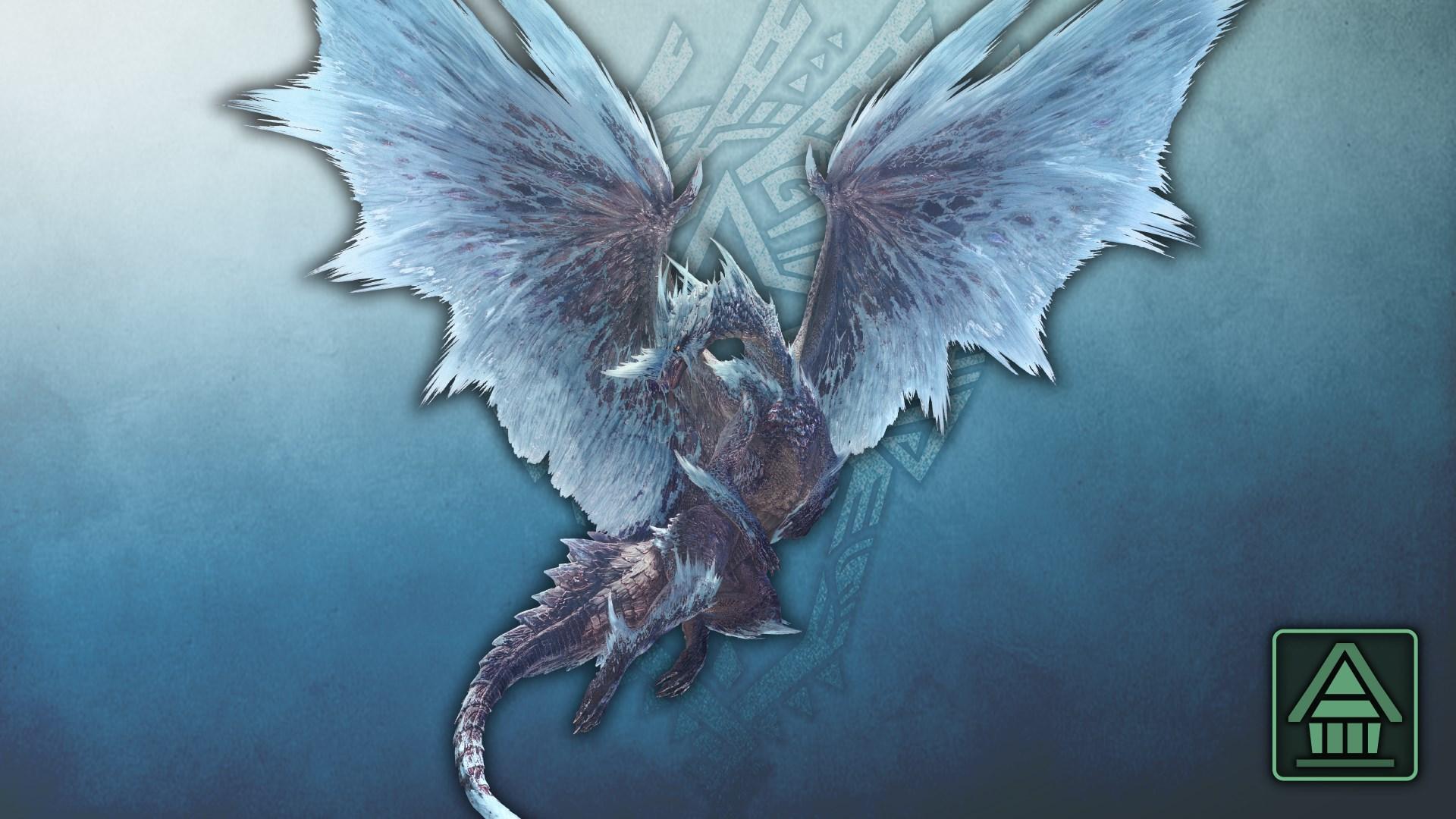 MHW:I Monster Figure: Velkhana