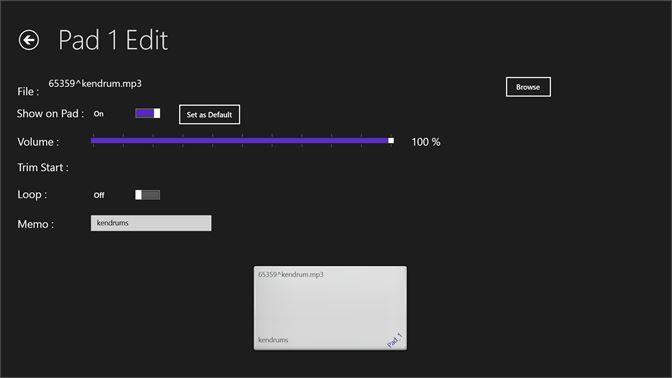 Get Music Pad - Microsoft Store