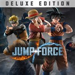 JUMP FORCE - Deluxe Edition Logo