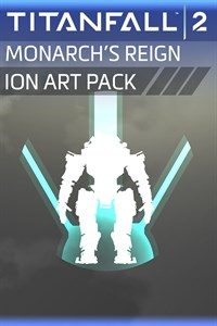 Titanfall™ 2: Monarch's Reign-Ion-Art-Pack