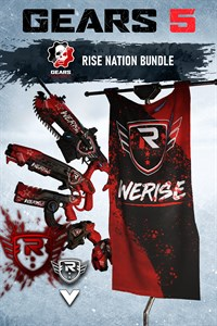 Gears 5 Esports - Rise Nation Bundle