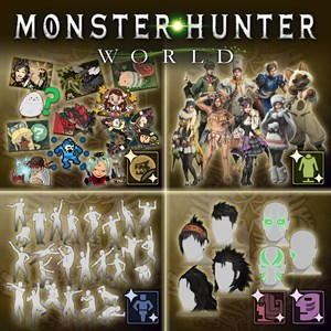 Monster Hunter: World - DLC Collection Xbox One