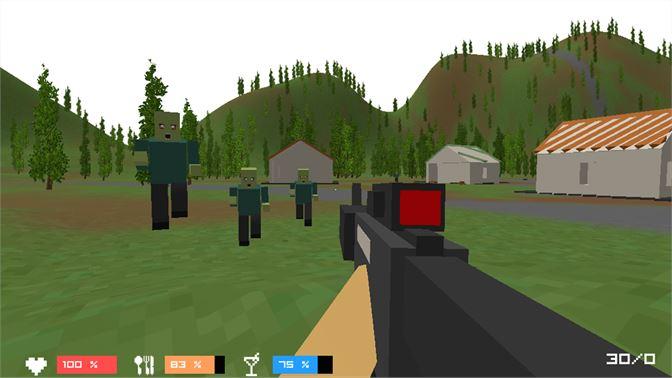 Get Zombie Craft Survival D Microsoft Store - Minecraft survival games kostenlos spielen