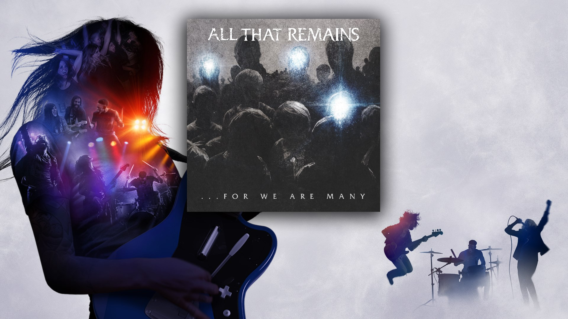 """""""For We Are Many"""" - All That Remains"""