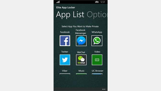 Get Elite App Locker - Microsoft Store en-AM