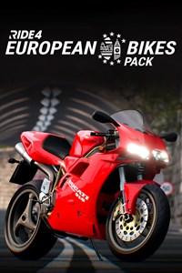 Carátula del juego RIDE 4 - European Bikes Pack