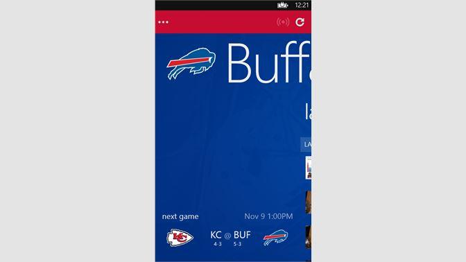 Get Buffalo Bills Mobile - Microsoft Store