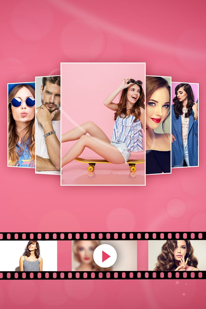 Get Video Maker Of Photos With Song & Video Editor