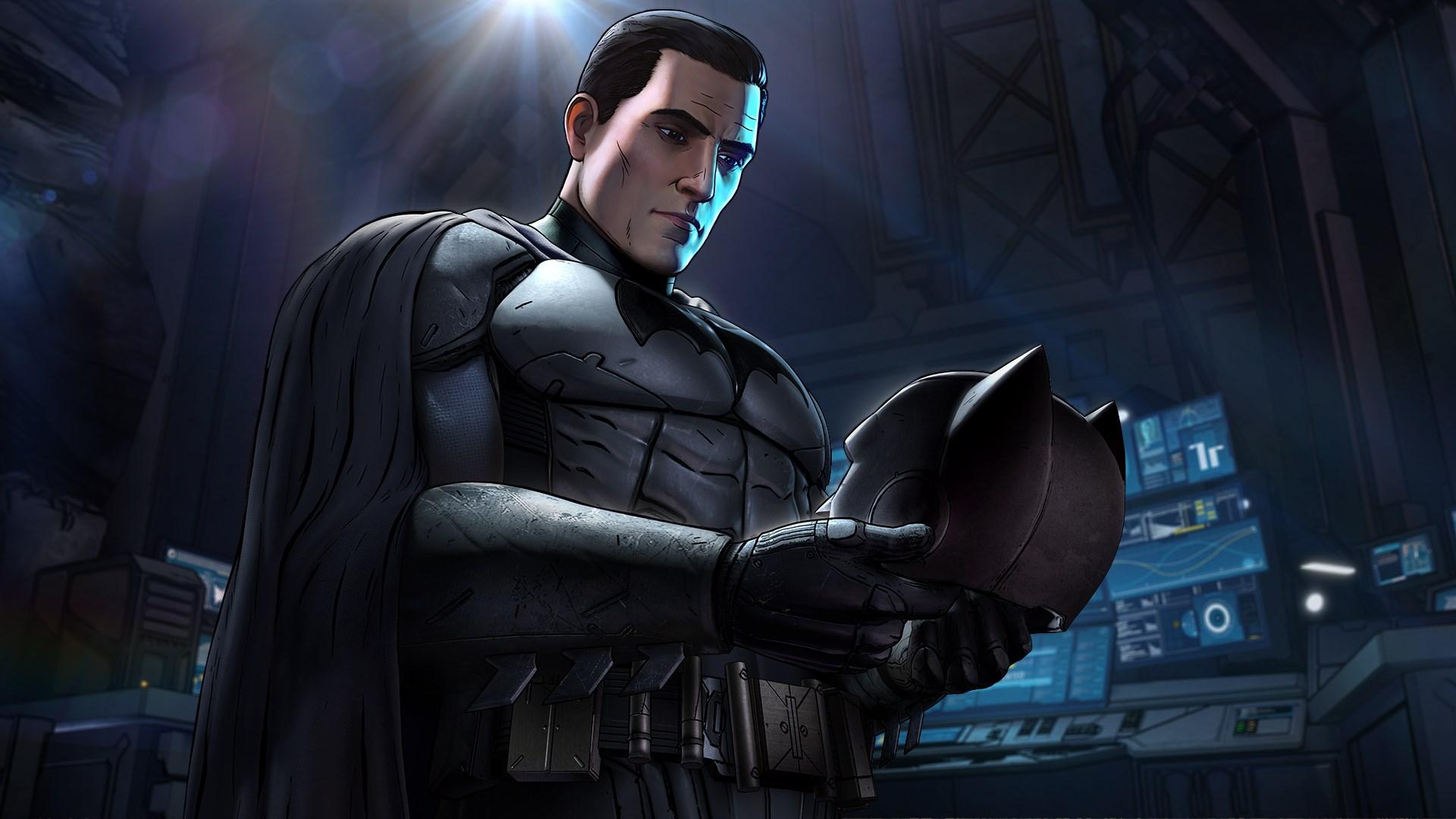 Batman - The Telltale Series - Episode 2: Children of Arkham - Disc