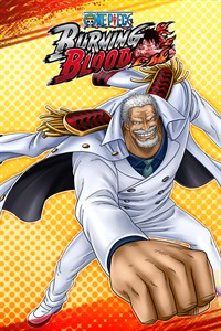 ONE PIECE BURNING BLOOD - Garp (character)