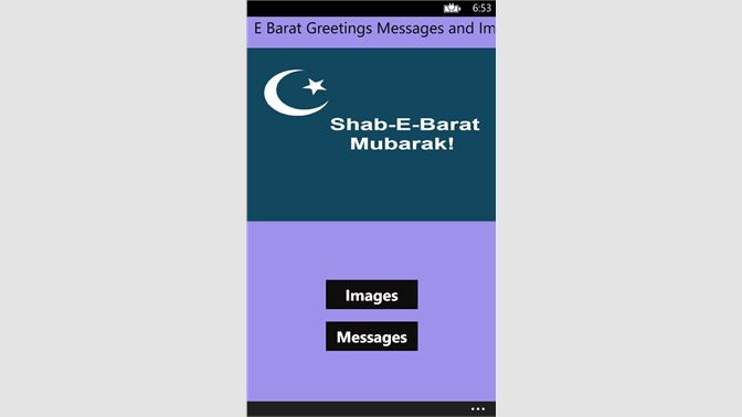 Get shab e barat greetings messages and images microsoft store screenshot 1 m4hsunfo