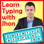 Learn Typing With Jhon