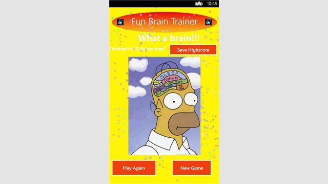 Get Fun Brain Trainer - Microsoft Store