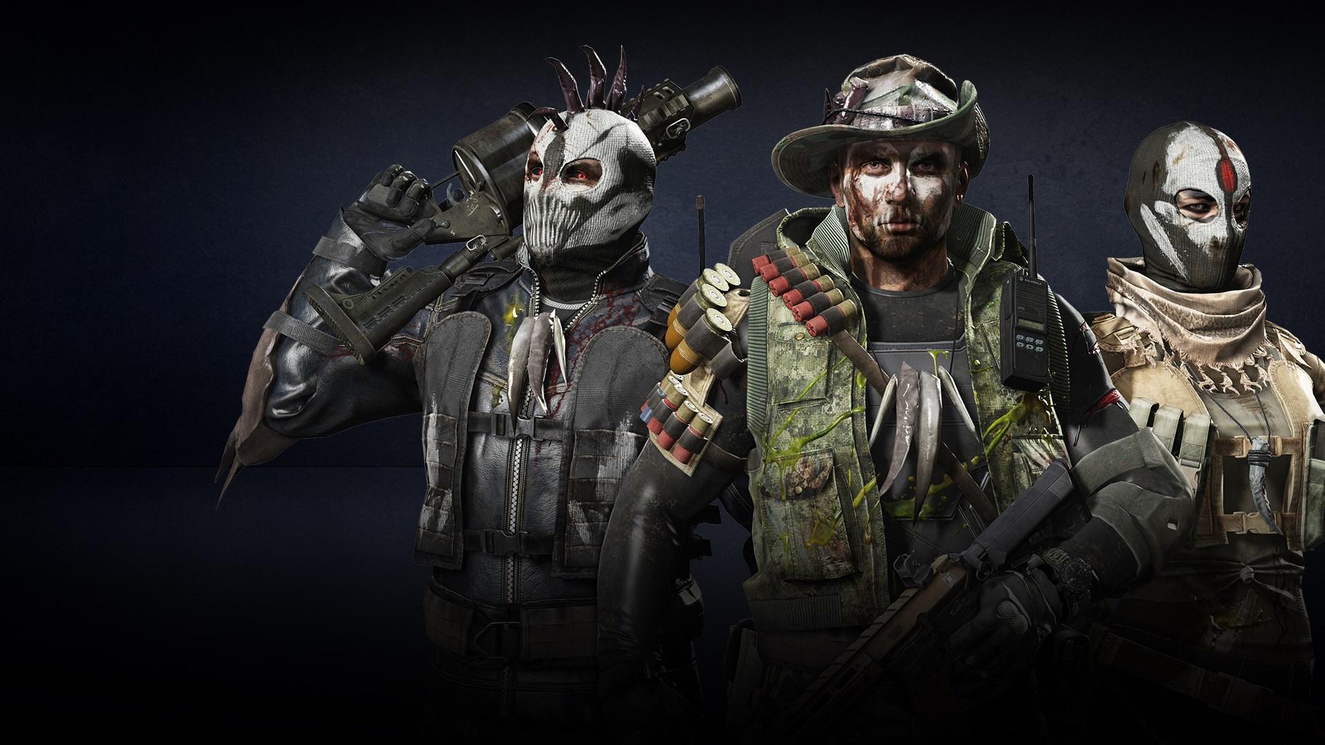 Call of Duty®: Ghosts - Pacote de Pelotão - Extinção