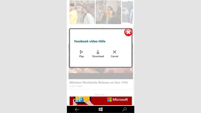 how to download video from facebook to pc hd