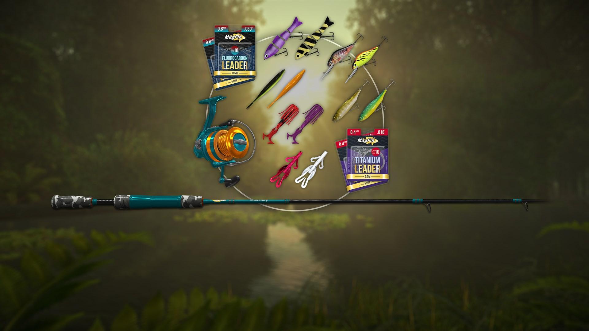 Fishing Planet: Rainforest Journey Pack