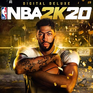 NBA 2K20 Digital Deluxe Pre-Order Xbox One
