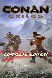 Carátula para el juego Conan Exiles – Complete Edition de Xbox One
