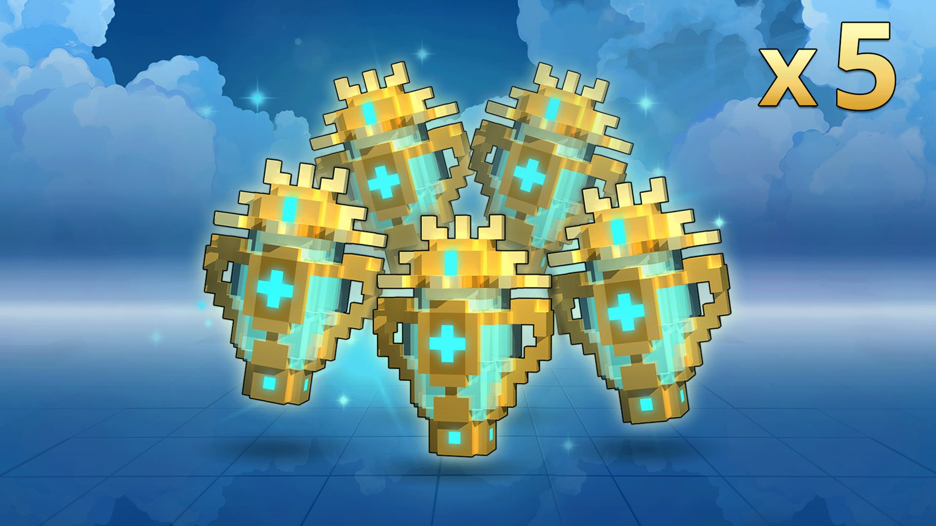 Trove - 5 Experience Potions