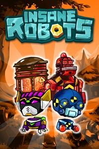 Insane Robots - Pacote de robôs 2