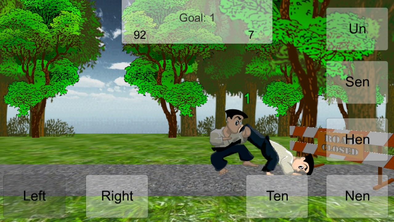 Taido Warrior: Challenge