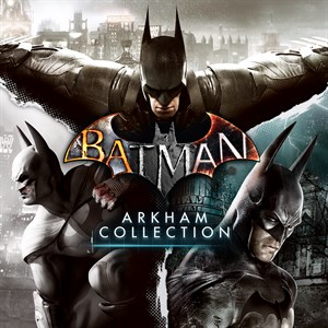 Batman: Collection Arkham Xbox One